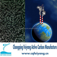 Environment Friendly Activated Carbon For Desulphurization