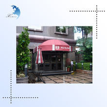 High precision sunproof durable embossing banner for office,banner for restaurant