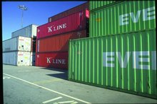 Sales used /New container from China to Long beach USA---Vico