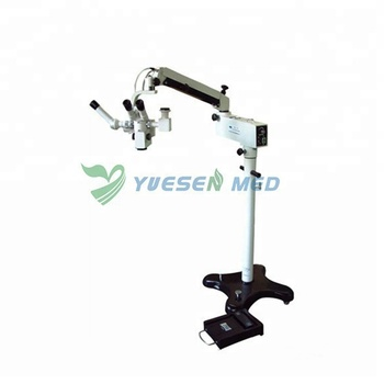 Hospital ophthalmic surgery microscope for otolaryngology