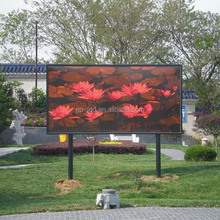 Electronic Advertising Billboard Price P6 P8 P10 P16 Outdoor large LED digital Display Screen Video Wall