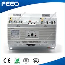 3 phase automatic transfer switch 125A to 800A IP30