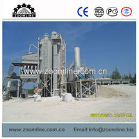 LB1300 Portable/Mobile Asphalt Batching Plant