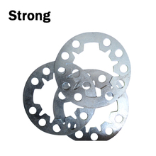Low Price bicycle stamping parts made into metal stamping discs