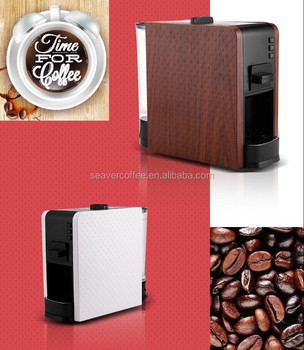 Tailor made User-Friendly 1100W Lavazza Point Simple Control electric coffee machine Espresso for capsule coffee machine