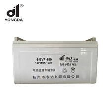 solar gel battery 12v car battery factory truck storage battery 180ah