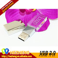 Crystal LED Light Up USB 2.0 3.0 Flash Drive with 3D Logo 4GB 8GB 16GB 32GB Memory Stick Engraving Logo