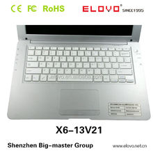 Buy cheap laptops in china 13.3 inch via 8880 android laptop in china