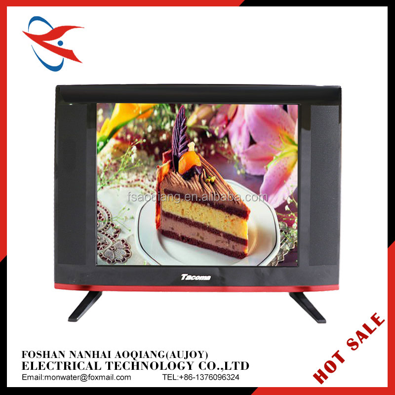 China factory direct selling brand new crt tv 15 17inch portable mini tv for sale