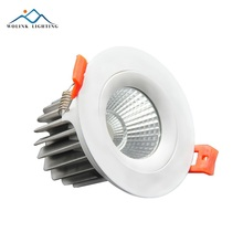 LED Recessed LUX Down Lights 7W 11W 15W COB Dimmable with 100mm Cut Out