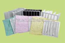 Polyester dust collector filter bag, air conditioning bag filter