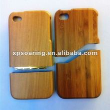 New Designed wood case for iphone 4g 4s
