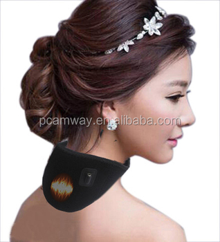 hot sales promotion 5V USB rechargeable electric heating neck belt