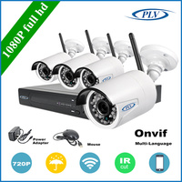 Best price 2.1MP 1080p wifi wireless security camera video surveillance system cctv