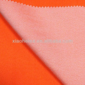 high viz polyester/cotton polo shirt fabric 200gsm