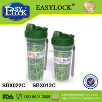 2014 raw material of bottle seal tight lids 500ml plastic for water