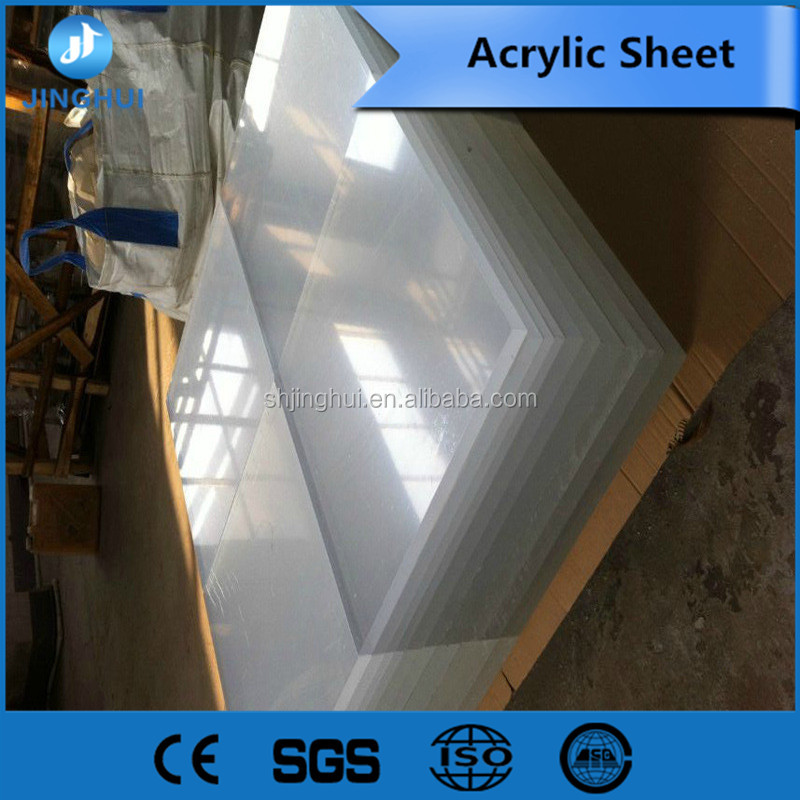 Wholesale China 1250*1850MM frosted Good weather resistance acrylic pvc sheet for furniture