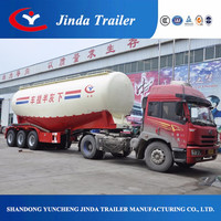 Bulk Cement Tanker used semi tractors car trailer rental