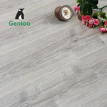 7mm 8mm white oak smooth gloosy surface laminate floor