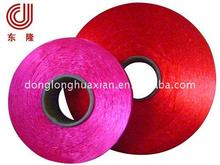 Lower Price yarn polyester 150d/48f s z