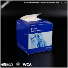 Breathable Deluxe Facial Spunlace Softer Spunlace Nonwoven Medical Disposable Protective Dry Wipe With High Quality