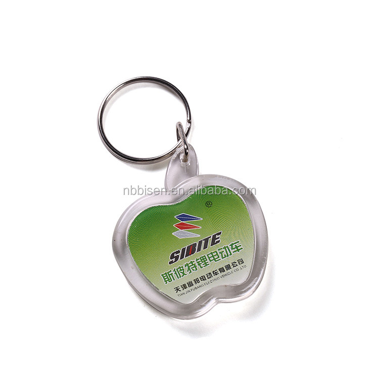 2017 new design applesibite Boys Letters Key Chain Album WINGS YOU NEVER WALK ALONE K-pop Blood Sweat &Tea Photo Pendant Keyring