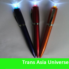 Hot Selling logo promotional led torch light pen