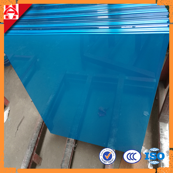 China Factory Bathroom Furniture Tempered Glass