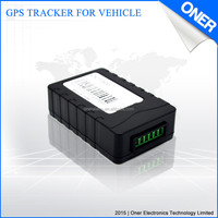 Advanced technology tracker gps gsm tracking locator stop illegal driving