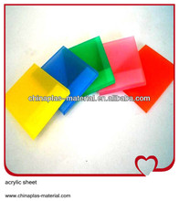 from China used plexiglass sheets