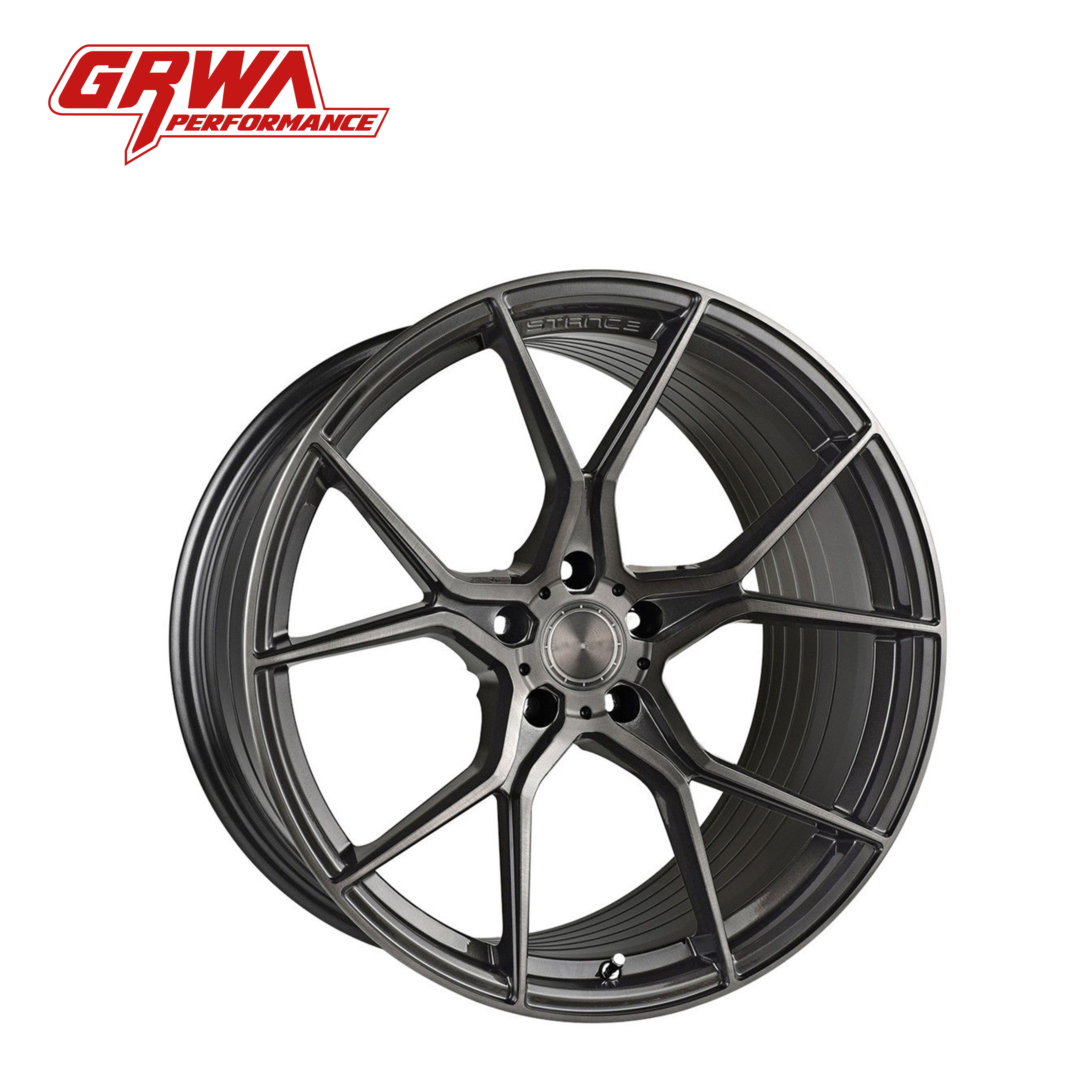 China GRWA High Quality Automotive Parts Customized Aluminum Alloy <strong>Wheels</strong>