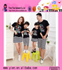 2018 alibaba golden supplier customize family suits wholesale cheaper price family T shirt suits