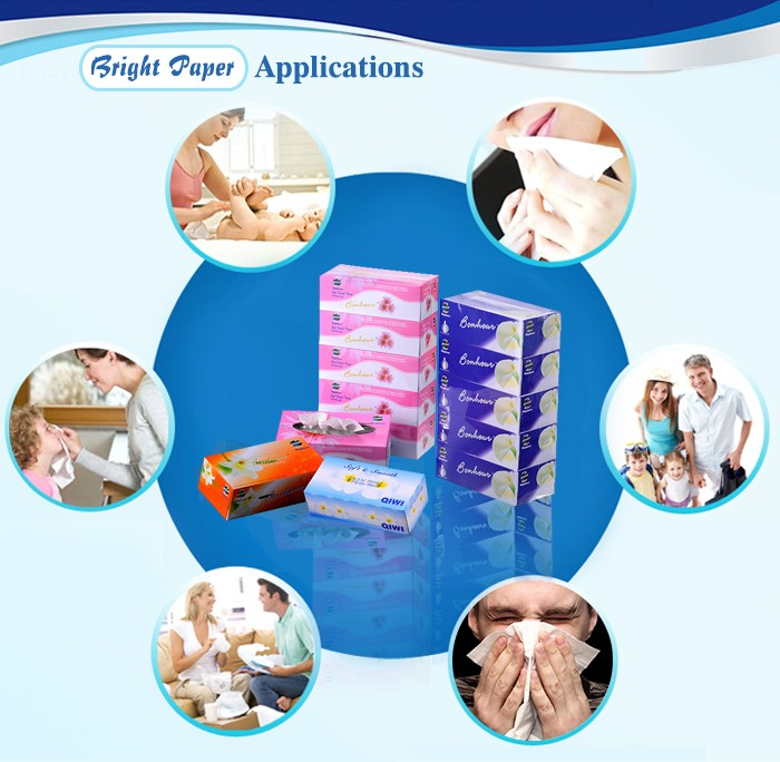 Good Prices A/B/C Grade Pocket Size Printed Facial Tissue Manufacturers