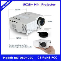UC28+ Mini Projector,NO.182 3d mini projector for samsung galaxy s4