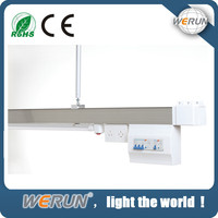 Sewing factory power and lighting 5P 30A electrical busway