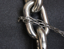 Din763 Long Link Chain Stainless Steel Using for Floating Docks