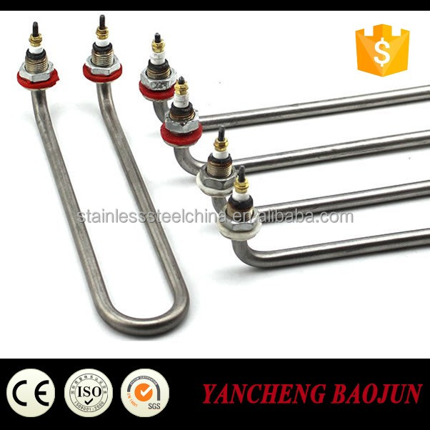 Trade Assurance 220V 2000W Heater Element Tube