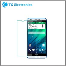 Wholesale tempered glass screen protector for htc hd2