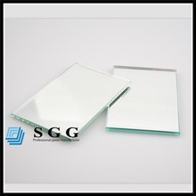 China mirror glass manufacturer cheap 2mm aluminum mirror price