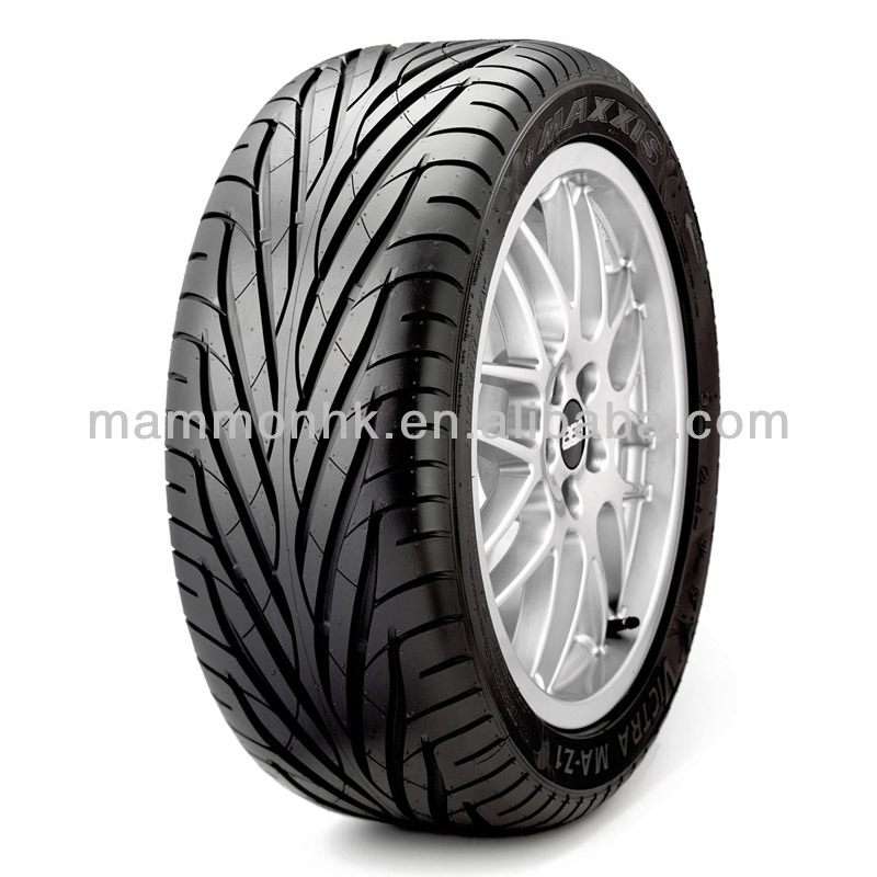 Maxxis Brand MA-Z1 Taiwan Made Popular UHP Sport Tyre PCR Passenger Car tire
