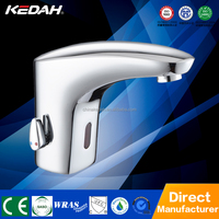 Top design best sale temperature control hot and cold sensor faucet KD-183D/AD