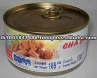 High Quality Thailand Canned Tuna in Oil for Sale