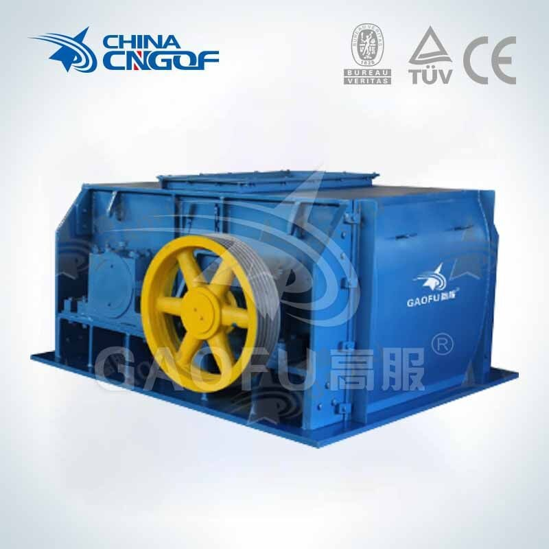 Low noise low pollution industrial can crusher on hot sale