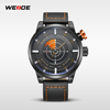 Alibaba express Weide watches men, China wrist watch man quartz stainless steel back watch