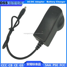 SAA 18650 li-ion battery charger 7.3v1000ma for Australia New Zealand