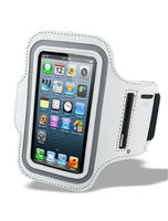 Sports Running Jogging Armband for iPhone-Grey