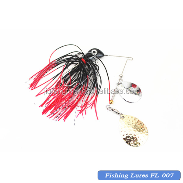 Metal Fishing Lures Spinner Baits
