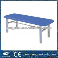 AG-ECC05 stainless steel hospital physiotherapy couch