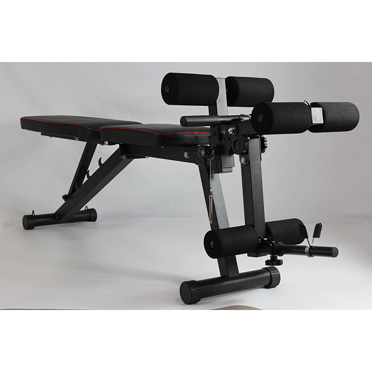 Home Gym Fitness Equipment Adjustable Indoor Weight Bench