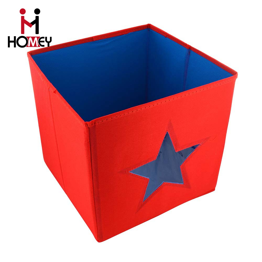 Hot Sale Luxury Eco-Friendly Multipurpose Kids Collapsible Storage/Cute Kids Toys Storage Bins